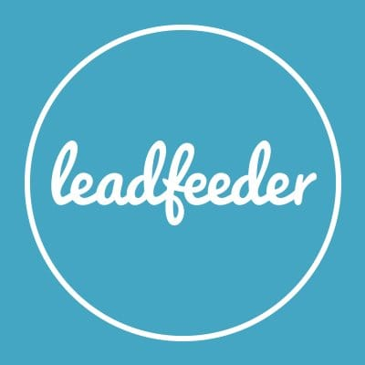 Leadfeeder - pricing, customer reviews, features, free plans, alternatives, comparisons, service costs.