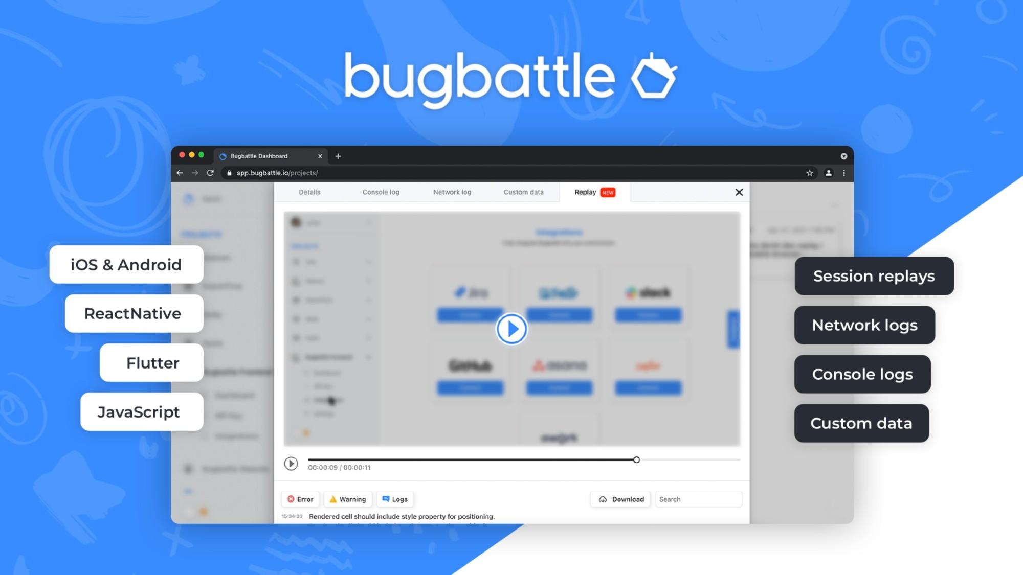 Спецпредложение для BugBattle - лучшая цена на рынке