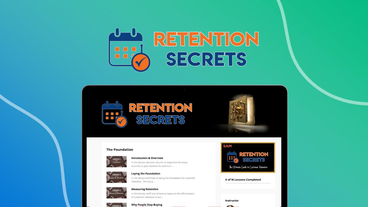 Спецпредложение для Retention Secrets: The Ultimate Guide to Customer Retention - лучшая цена на рынке