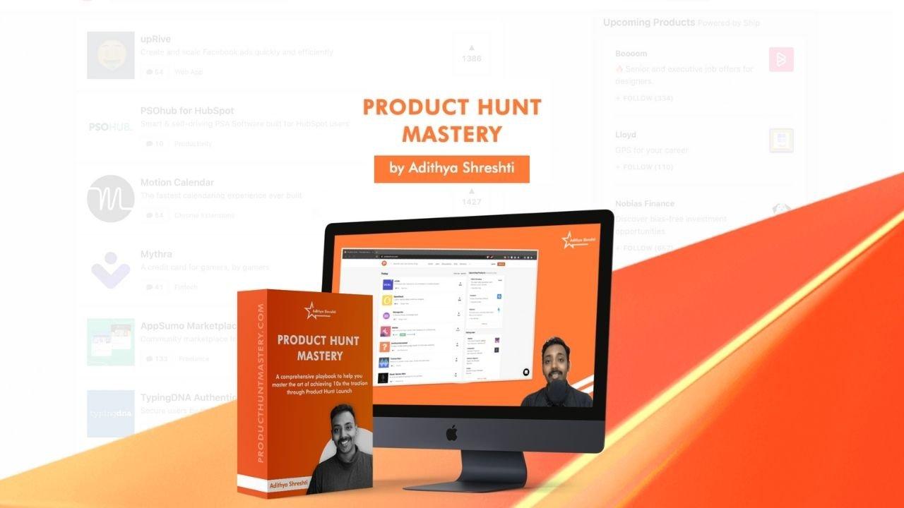 Спецпредложение для Product Hunt Playbook Mastery - лучшая цена на рынке