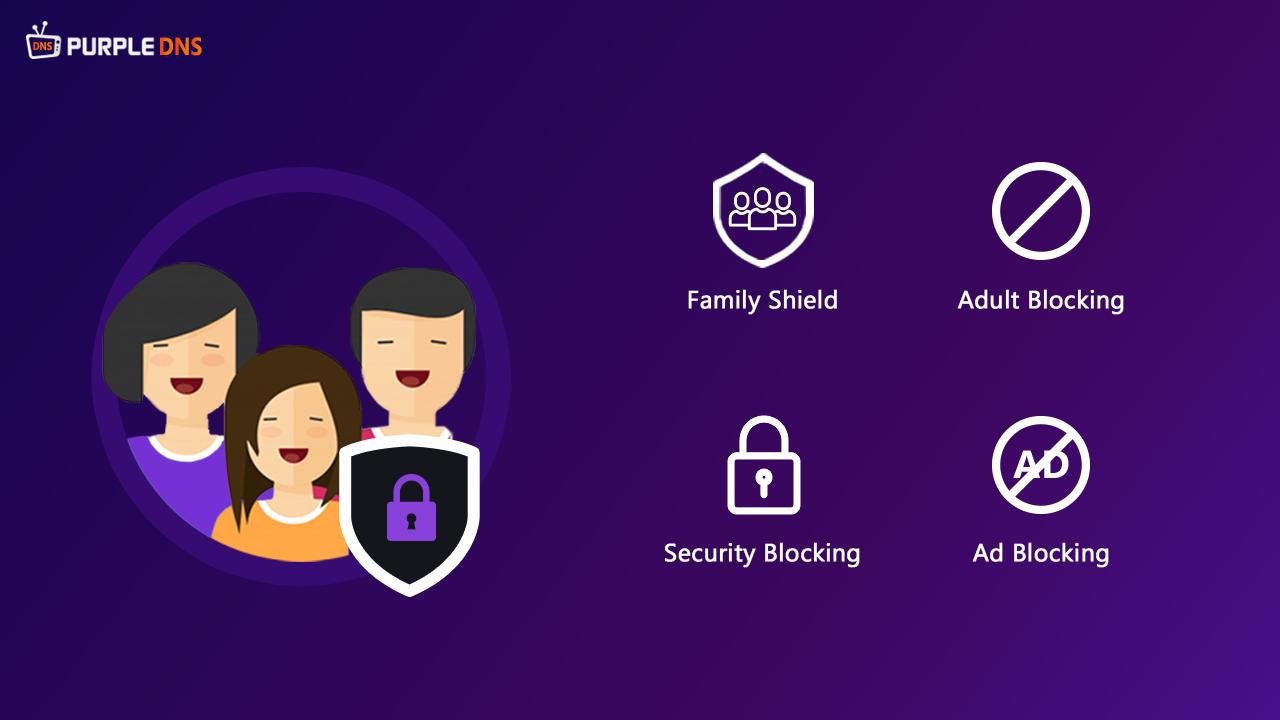 Спецпредложение для Purple DNS- лучшая цена на рынке