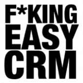 Fcuking Easy CRM - pricing, customer reviews, features, free plans, alternatives, comparisons, service costs.
