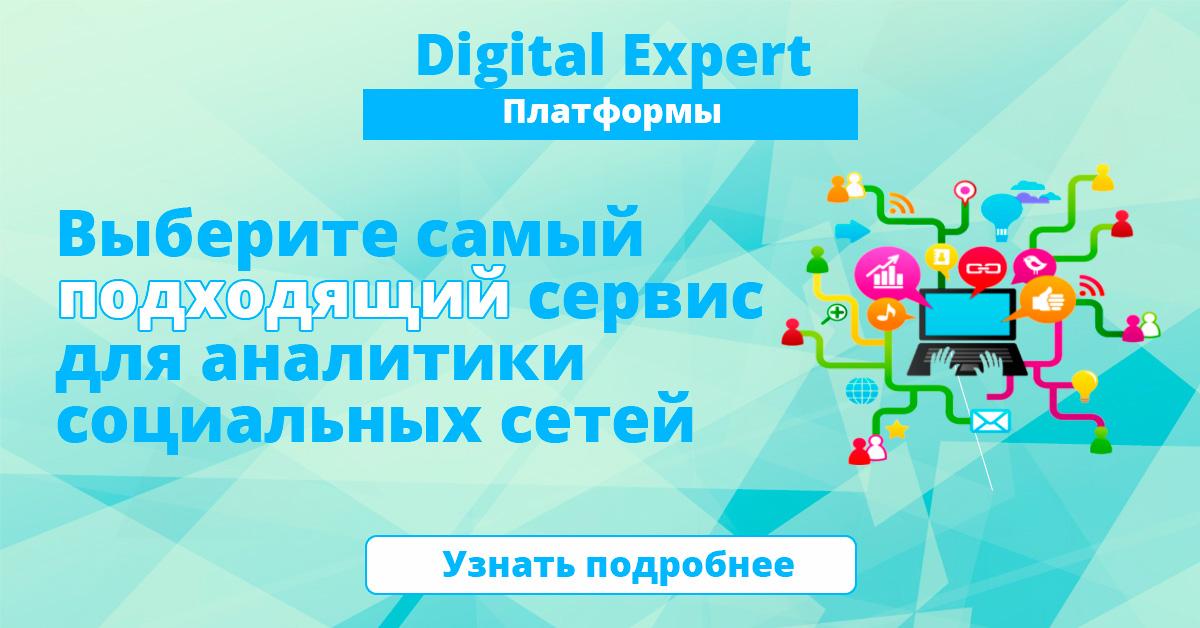Лучшие сервисы для аналитики социальных сетей