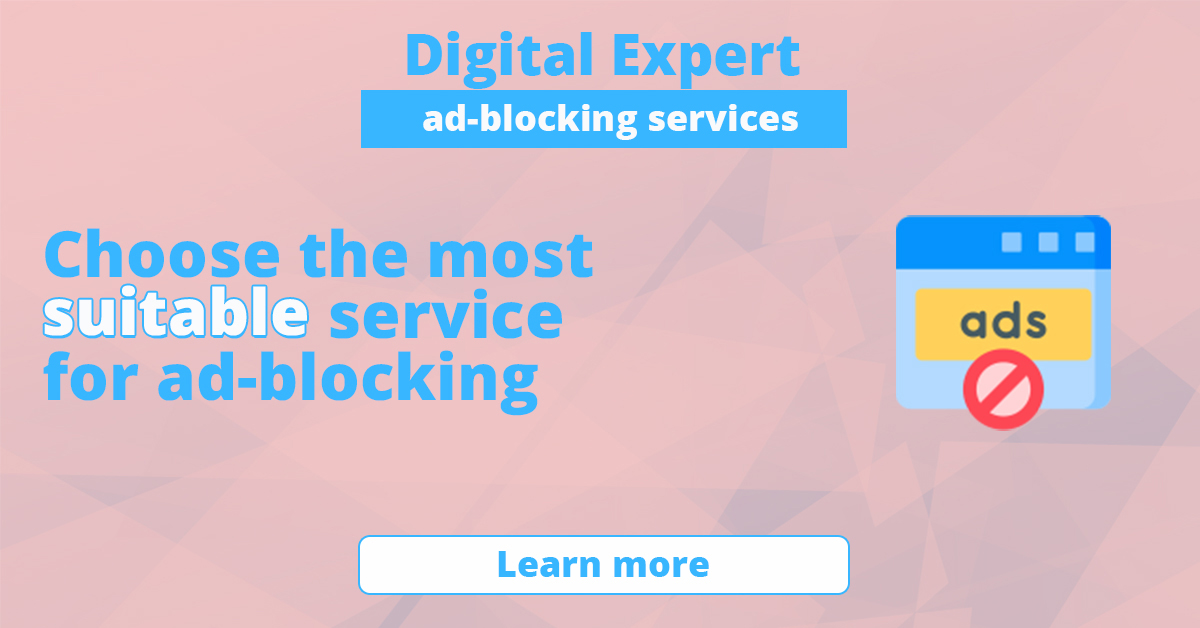 The best ad-blocking services