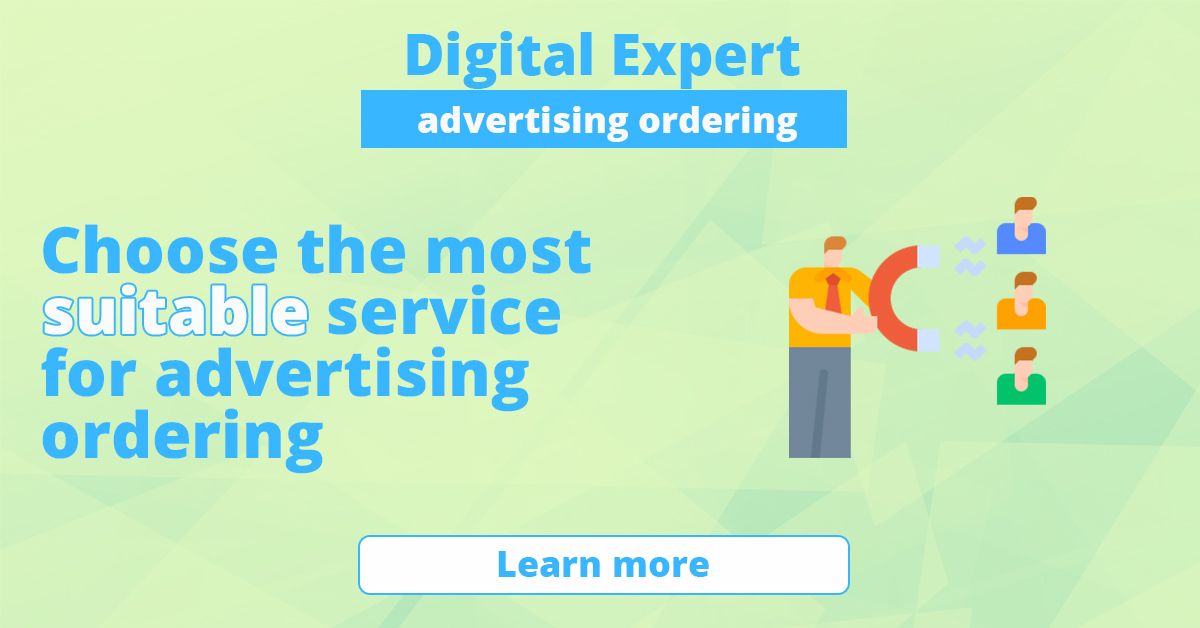 Best advertising ordering services