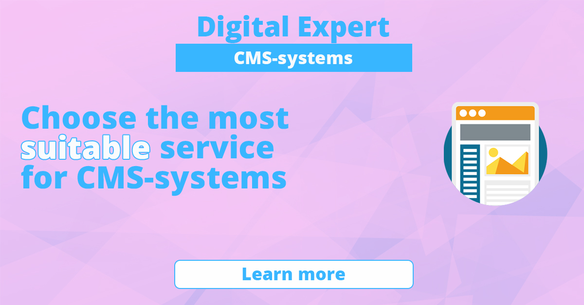 Best CMS-systems