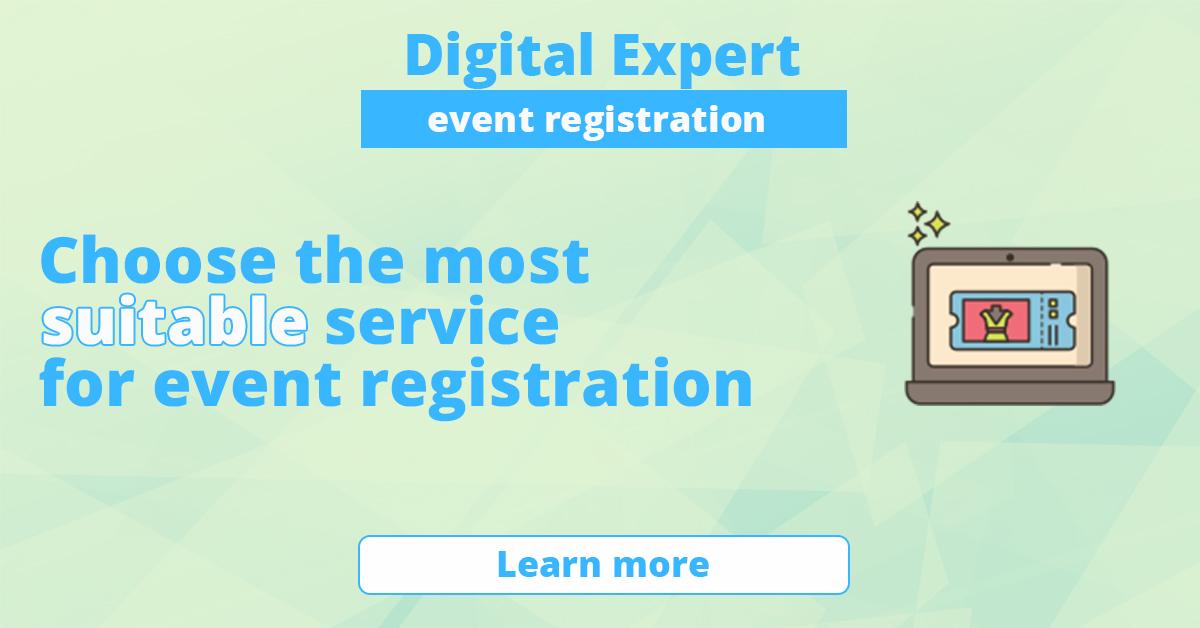 Best event registration solutions