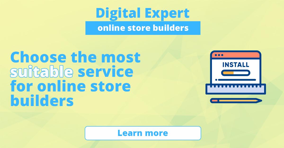 Best online store builders