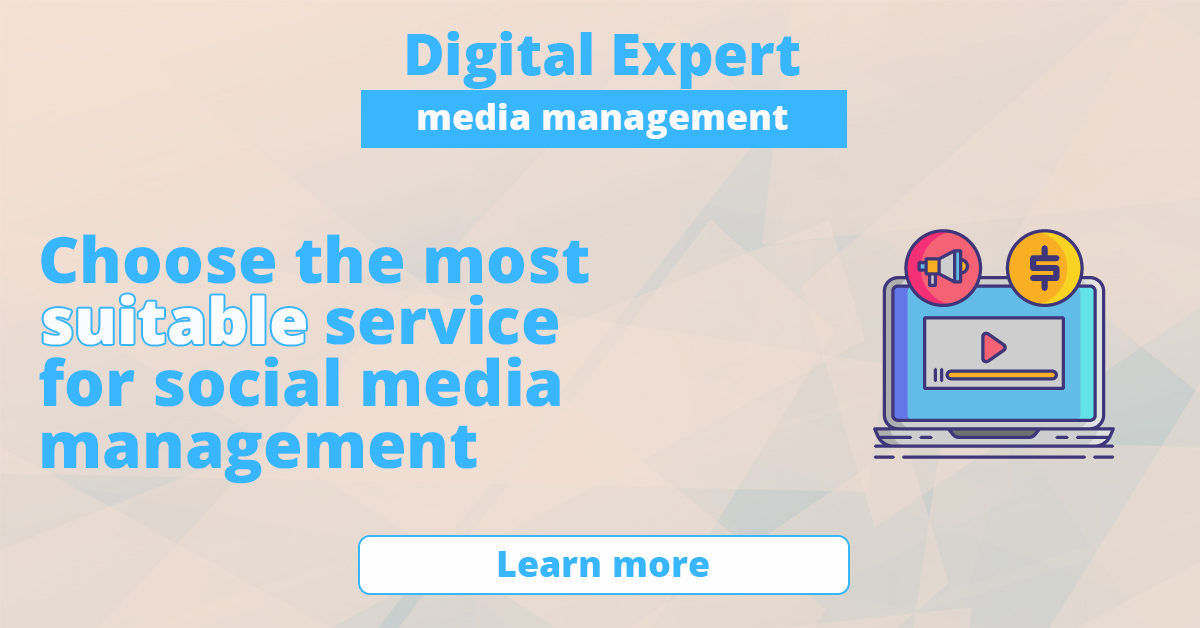 Best social media management services