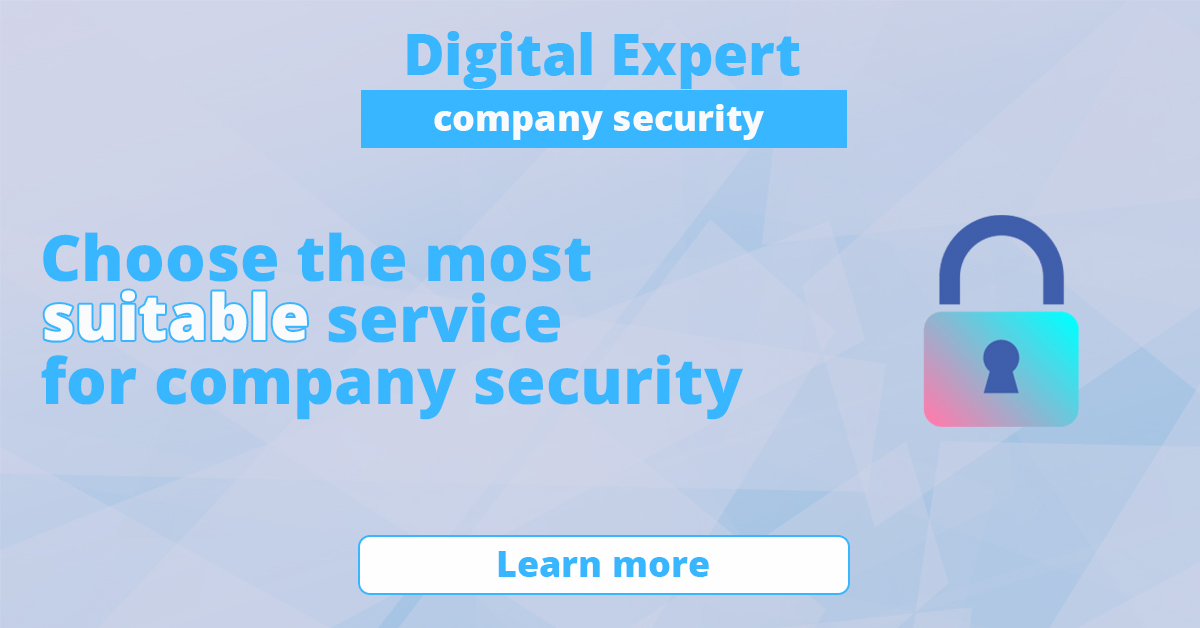 The best services for company security