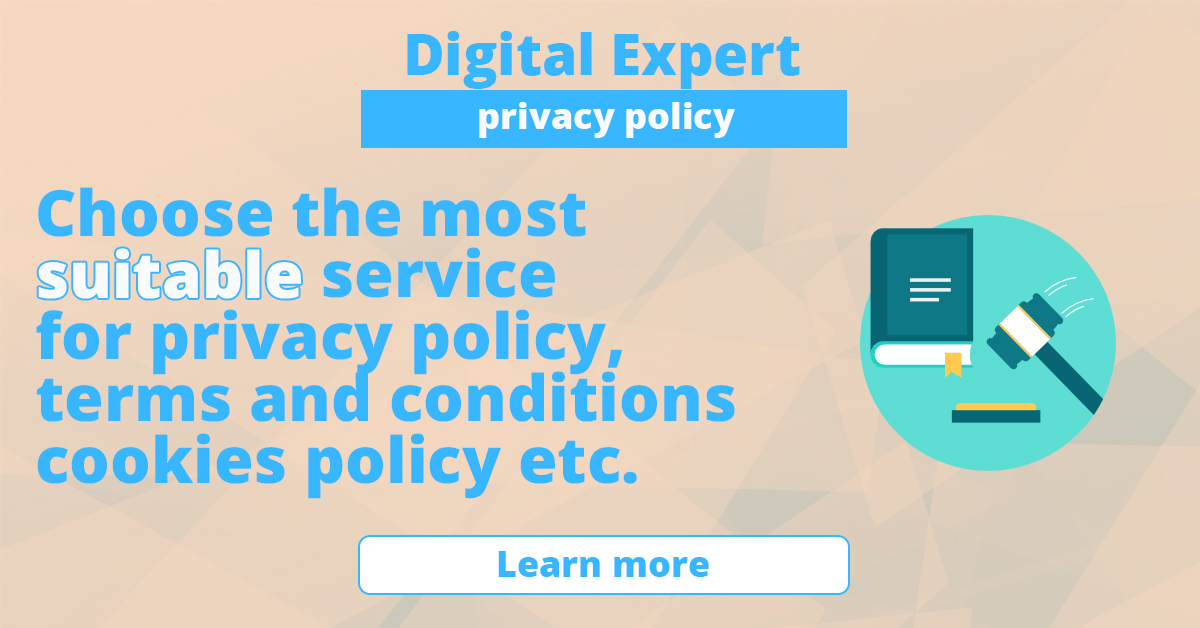 The best generators privacy policy, terms and conditions, cookies policy and others