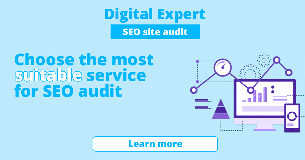 The best services for SEO site audit