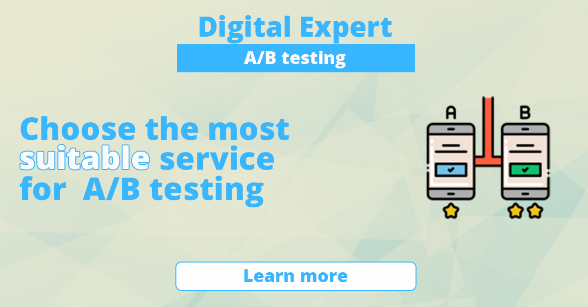 The best A/B testing services