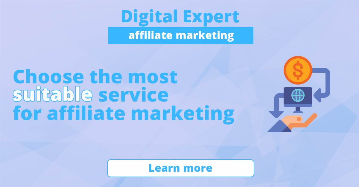 The best affiliate marketing services