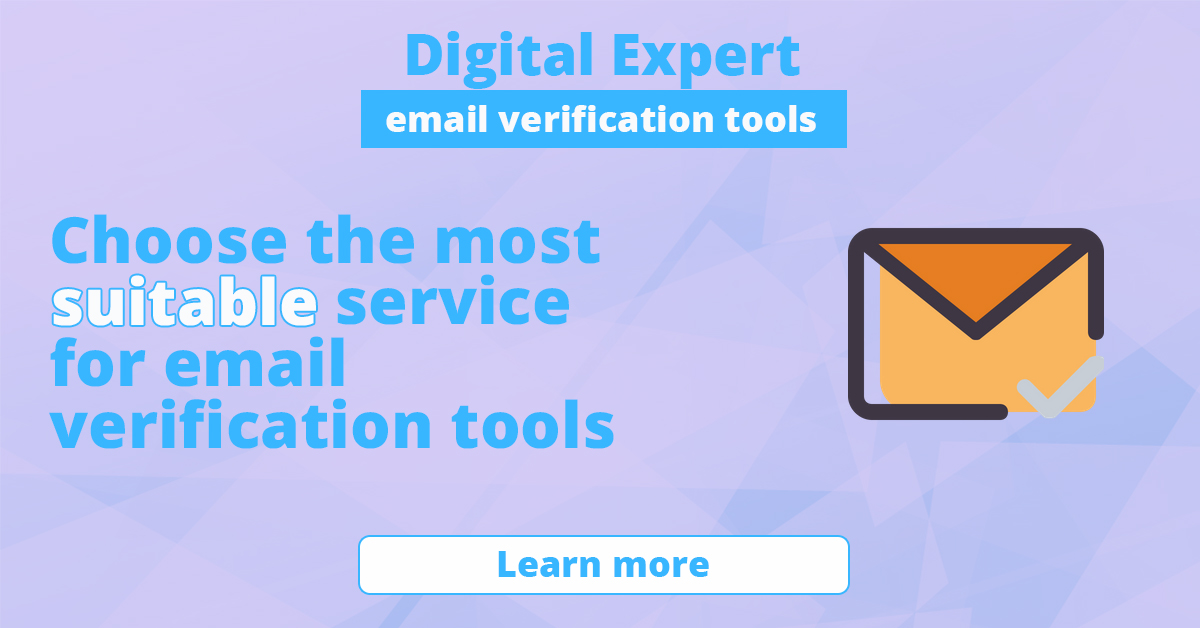 The best email verification tools