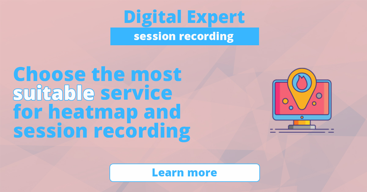 The best heatmap and session recording services