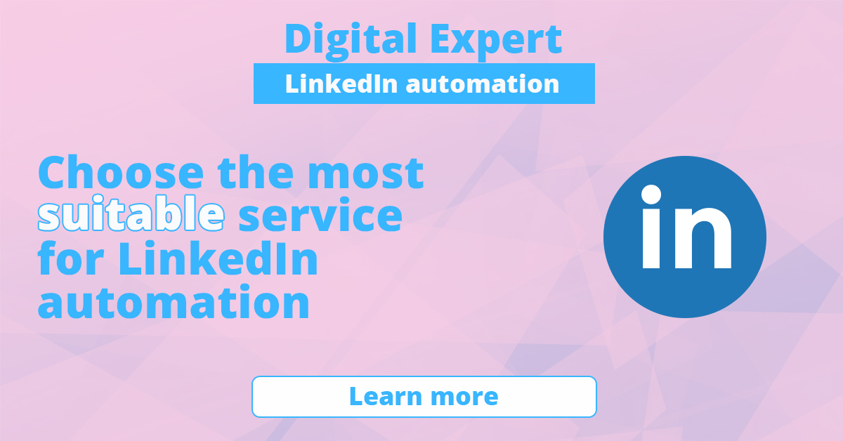 The best LinkedIn automation services