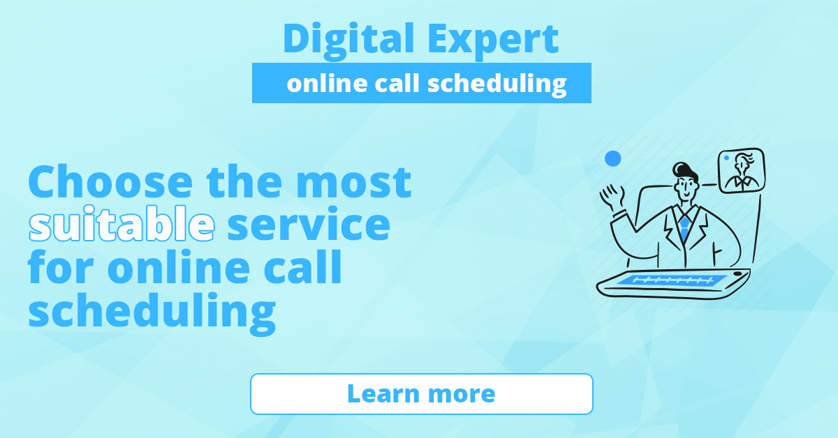 The best online call scheduling services