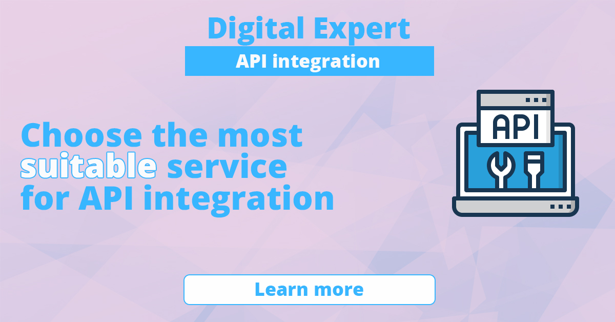 The best services for API integration