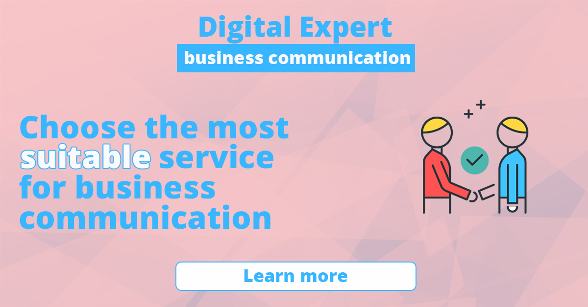 The best services for business communication
