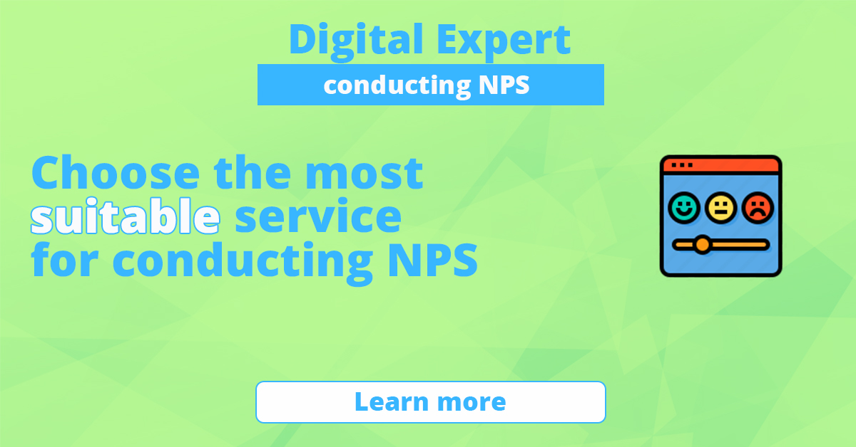 The best services for conducting NPS