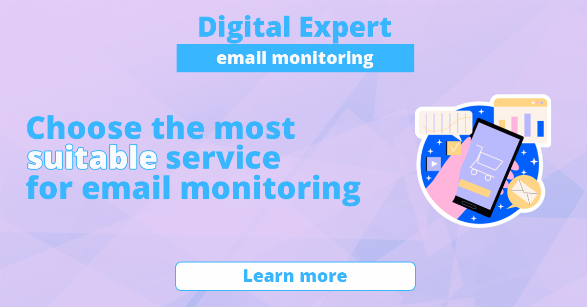 The best services for email monitoring