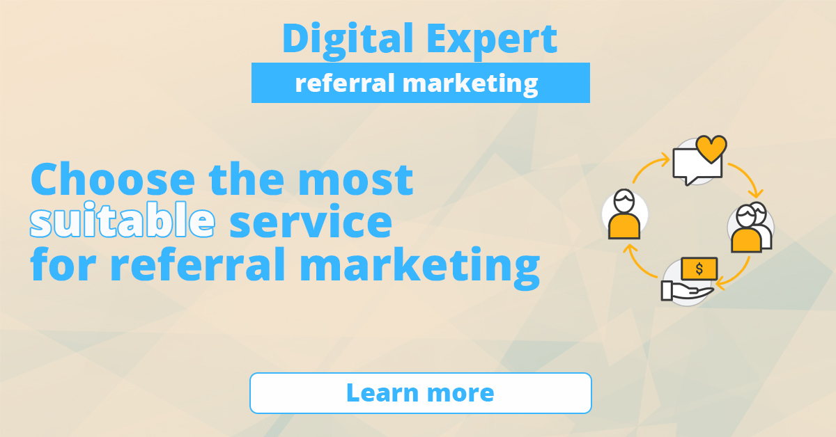The best services for referral marketing