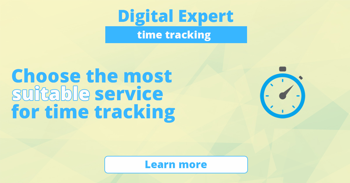 The best services for time tracking
