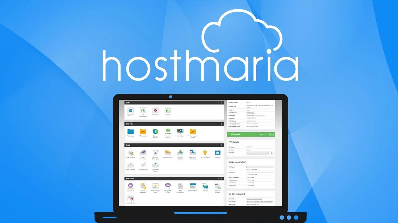 Спецпредложение для HostMaria - лучшая цена на рынке