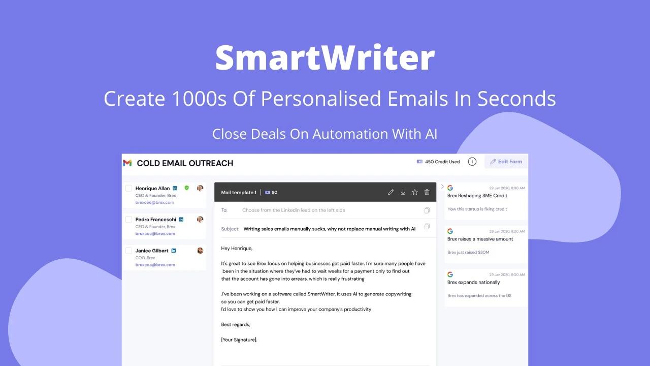 Спецпредложение для SmartWriter AI - лучшая цена на рынке