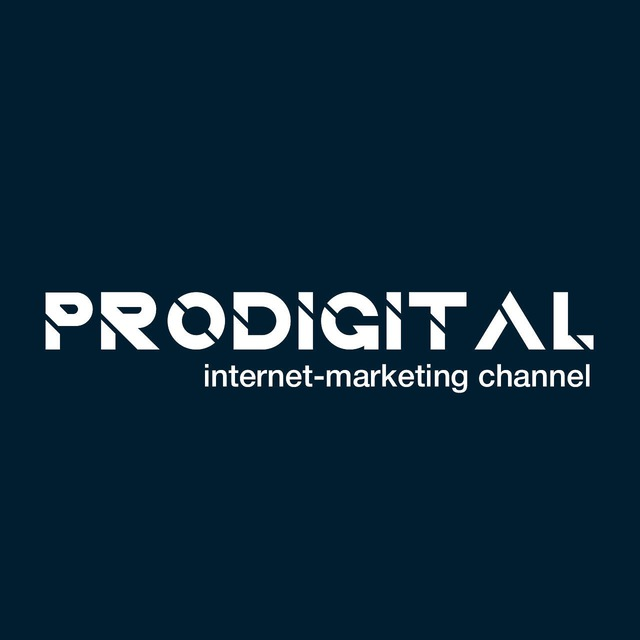 Телеграм канал - ProDigital. Интернет маркетинг и SMM. Отзывы, цена рекламы и охват.