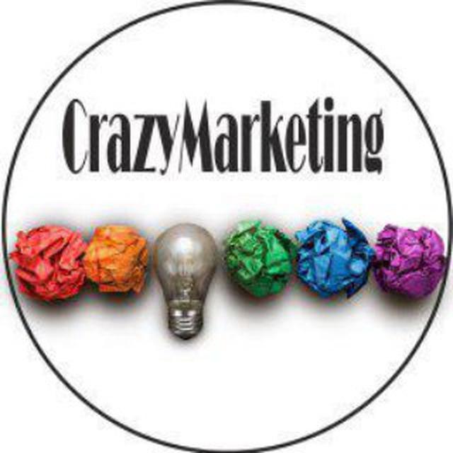 Телеграм канал -  CRAZY_маркетинг. Отзывы, цена рекламы и охват.