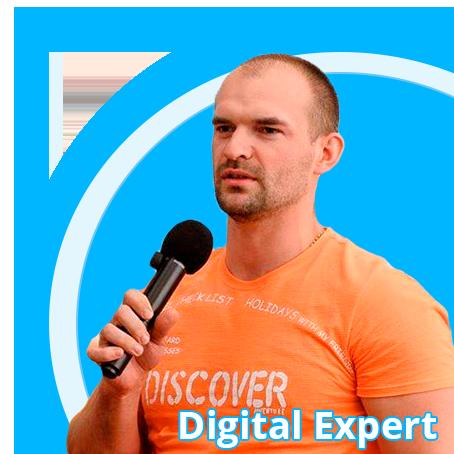 Дмитрий Калач - отзывы, курсы, видео и короткая биография