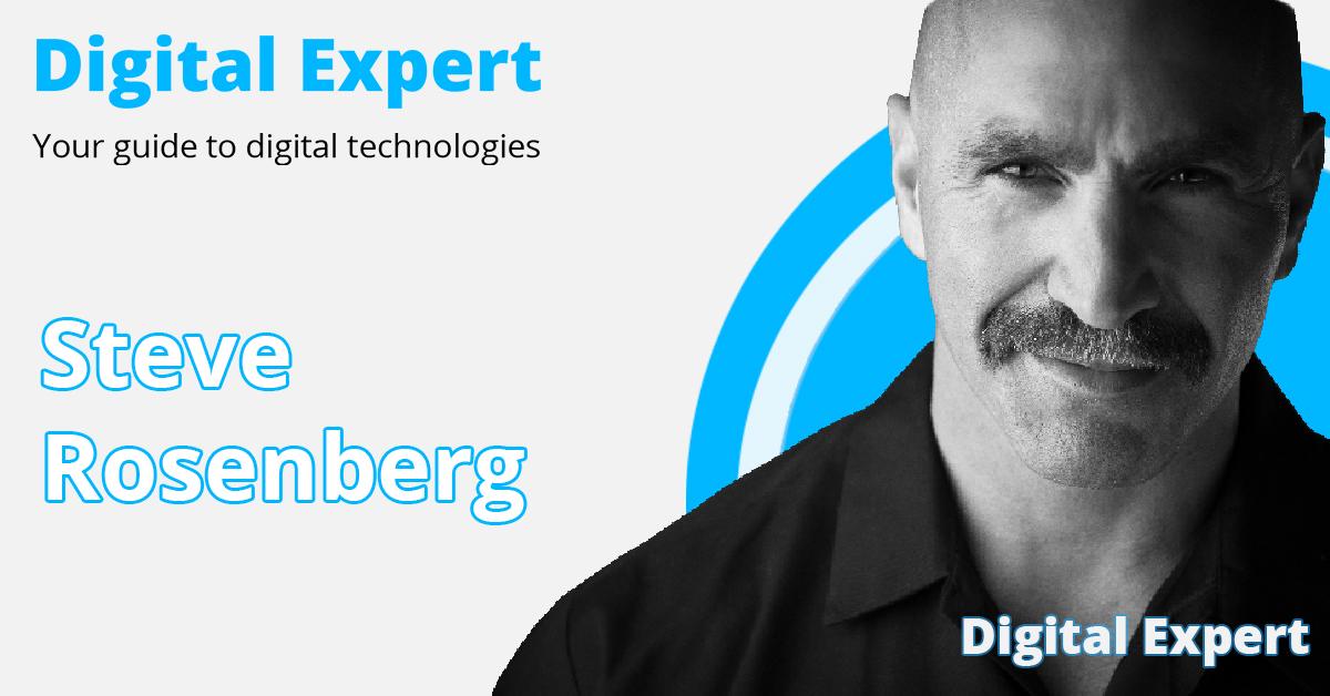Speaker Steve Rosenberg reviews, books, podcasts, videos, courses and short biography