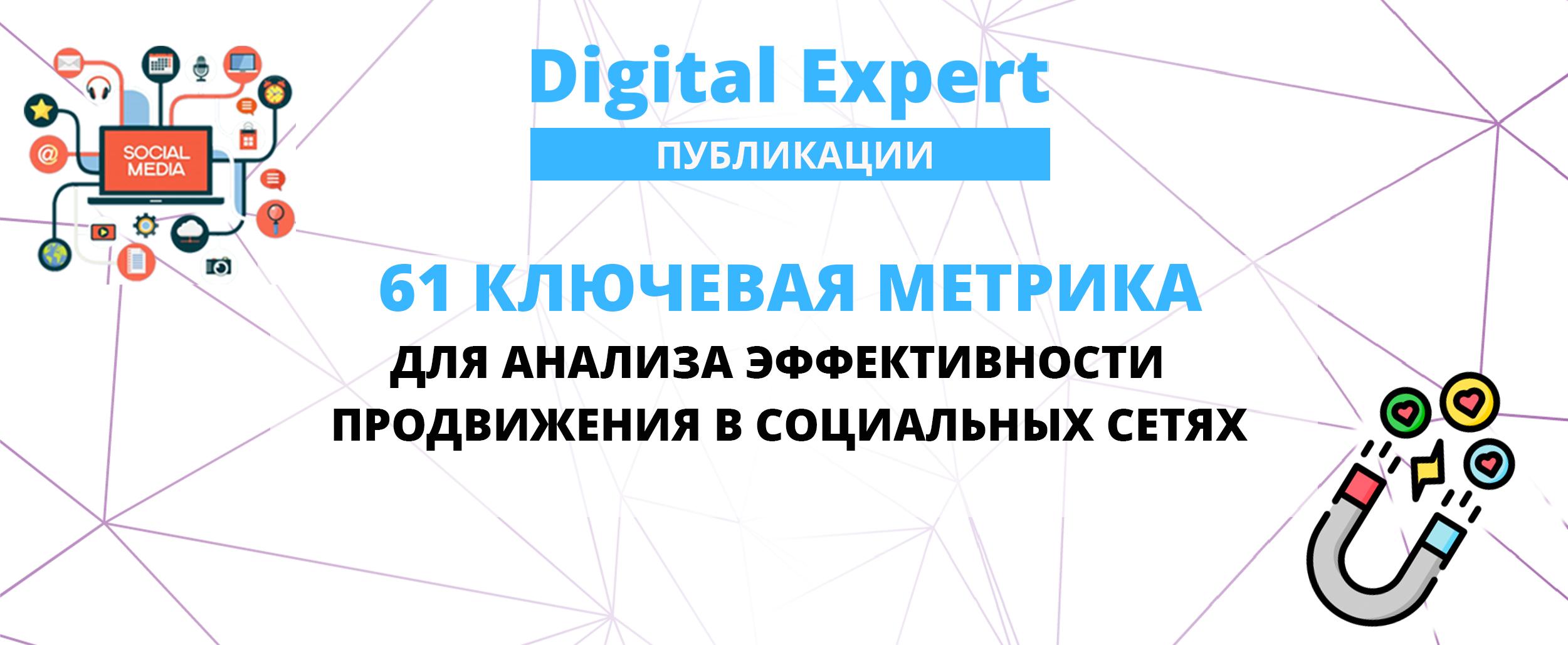 SMM анализ: метрики и показатели эффективности продвижения в социальных сетях