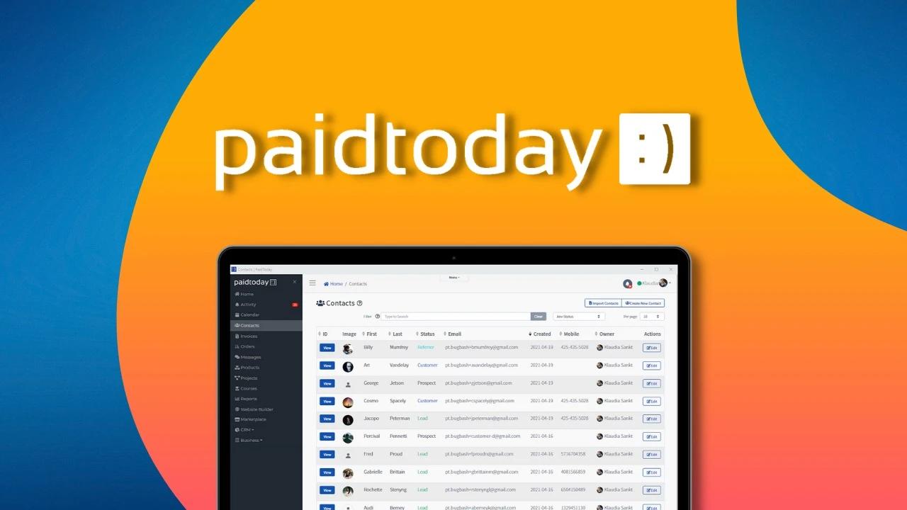 Спецпредложение для PaidToday - лучшая цена на рынке